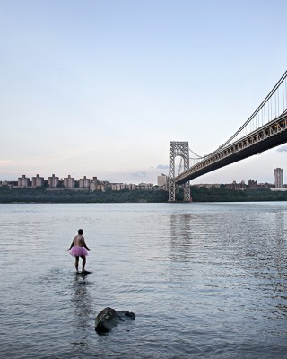 ©Bob Carey, George Washington Bridge. Allison Park, New Jersey. 2013